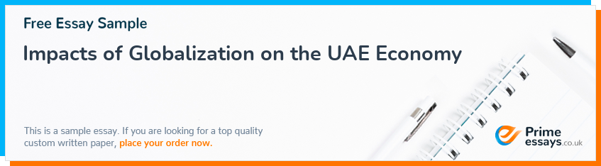 Impacts of Globalization on the UAE Economy